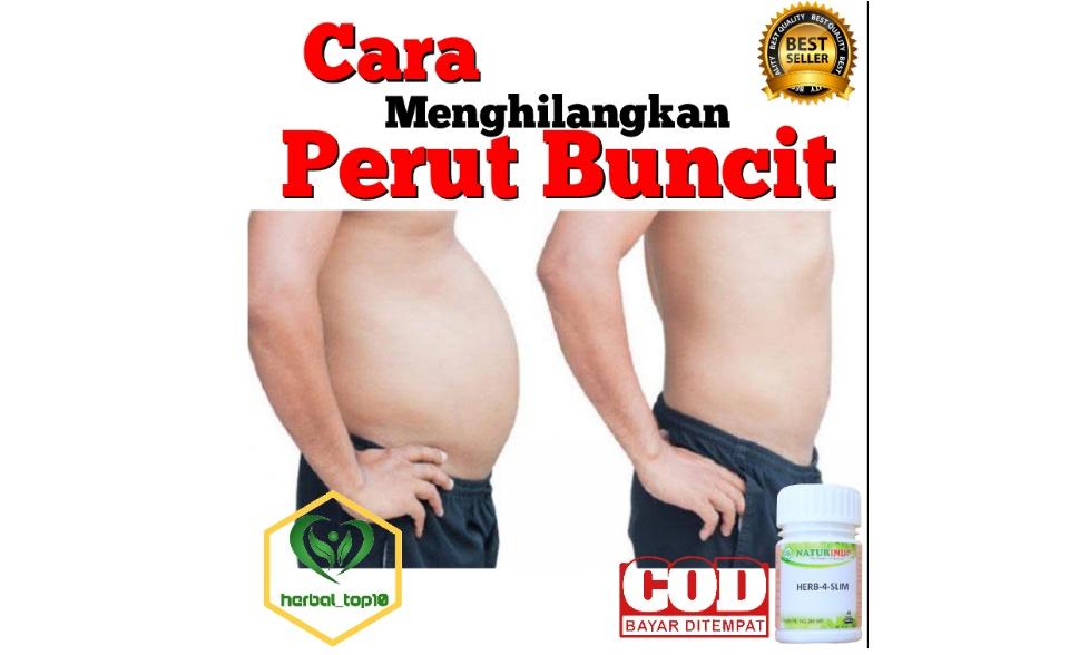 Obat Herbal Cara Mengecilkan Dan Menghilangkan Perut Buncit Pria Dan Wanita Dengan Herba Slim Naturindo Lazada Indonesia
