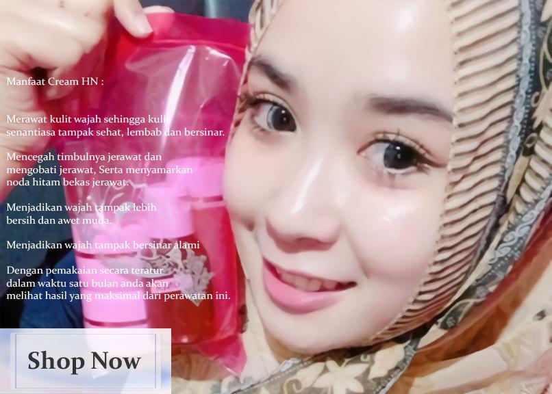 Paket Cream Hn Original Ukuran Besar Cream Siang Malam Sabun Toner Lazada Indonesia