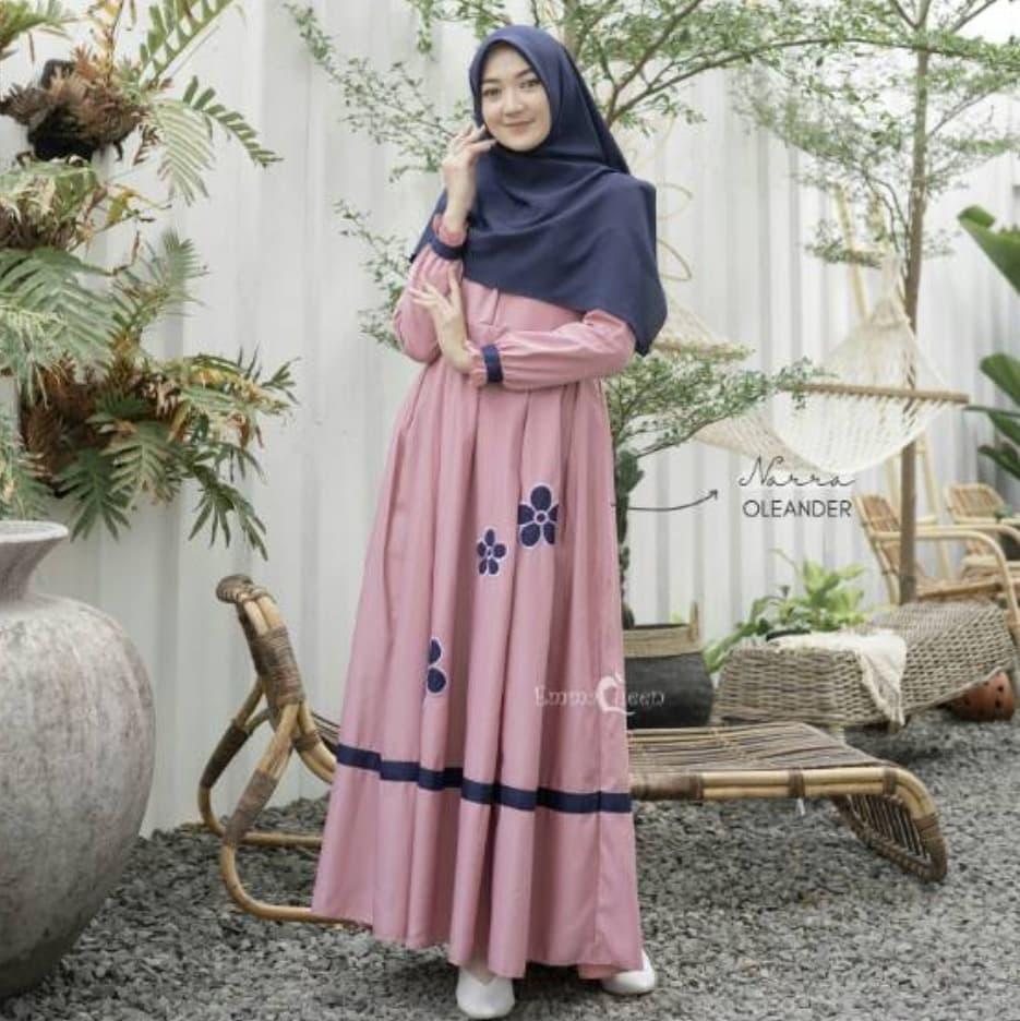 Gamis Aden Terbaru 2019 Hijab Casual