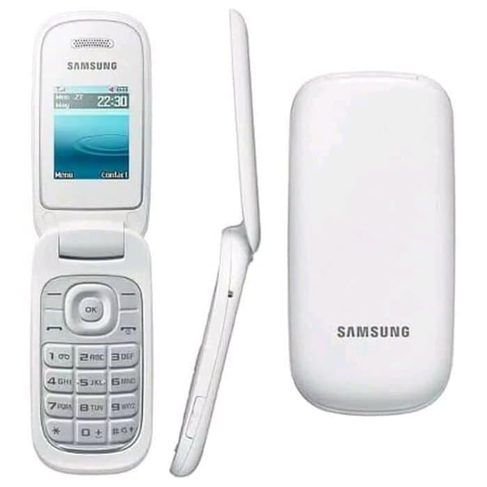 Hp Samsung Lipat Caramel Gt E1272 Lazada Indonesia