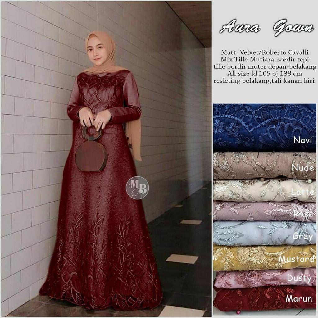 GAMIS BEST SELLER TERMURAH (COD)-baju muslim cewek/baju muslim/gamis  wanita/gamis wanita murah bagus/gamis ibu ibu/gamis lebaran 11 kebaya  modern