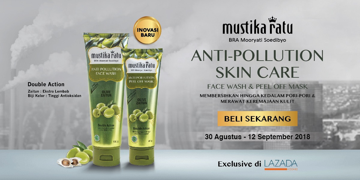 Get Your Mustika Ratu Personal Care NOW