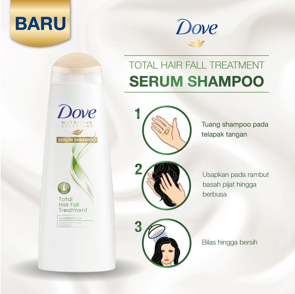 Dove Nutritive Solutions Hair Damage Conditioner Rambut Rusak 320ml Conditioner Rambut Rusak Hair Damage Conditioner Kondisioner Rambut Rusak Hair Conditioner Dove Hair Conditioner Lazada Indonesia