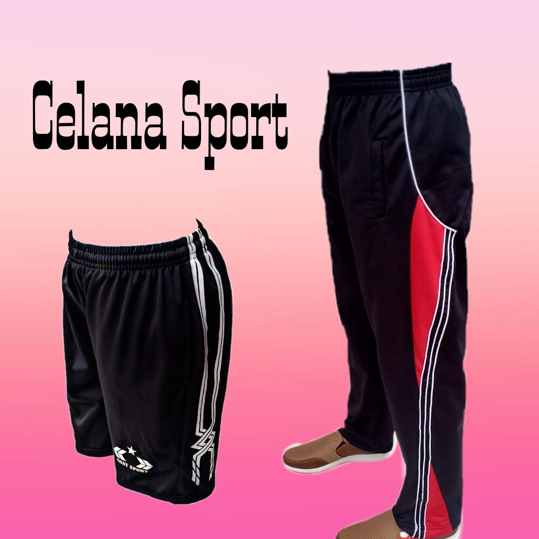 Source · Jual Arsy Sport Celana Training MDL lis 3 .