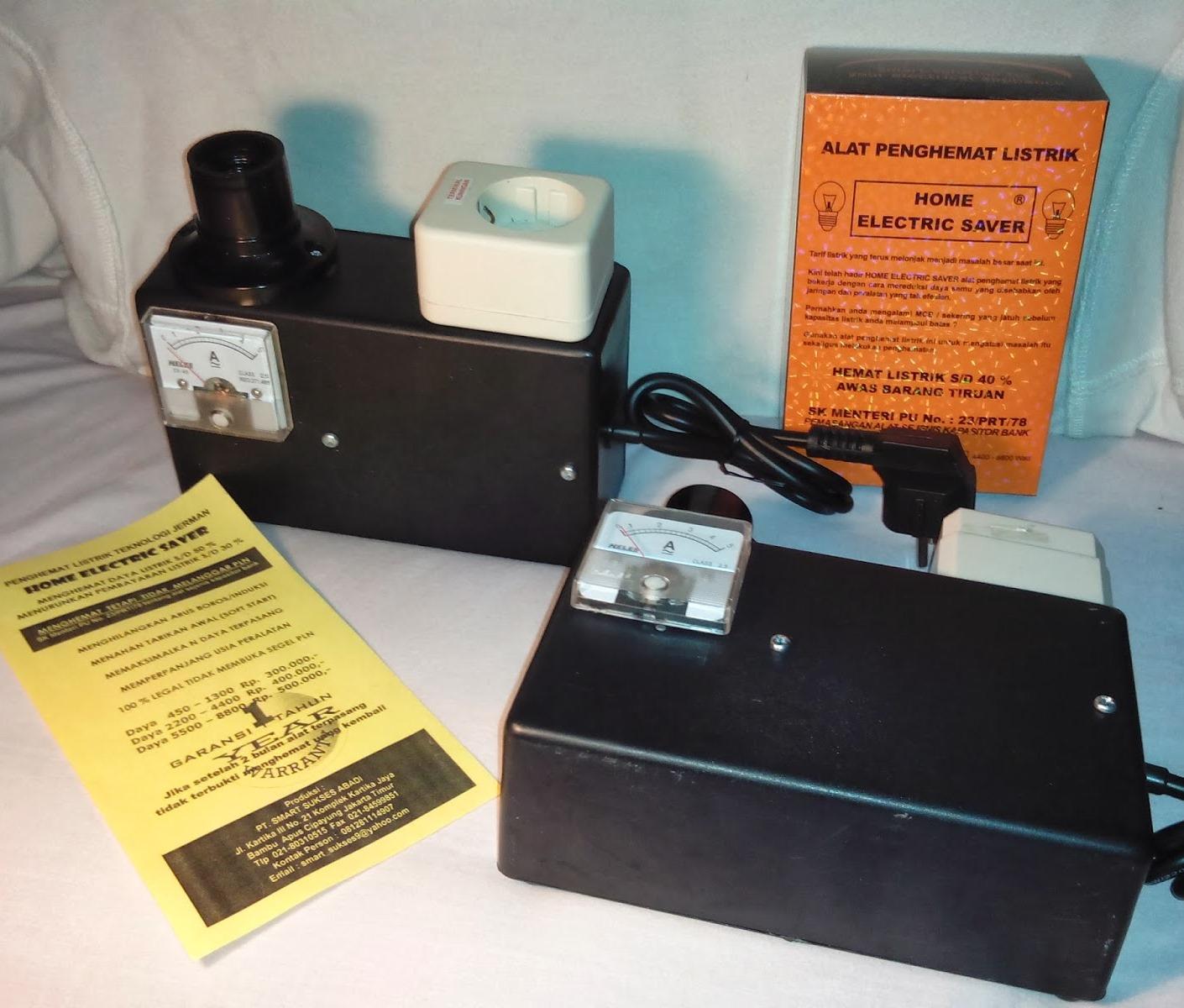 Home Electric Saver Penghemat Listrik Untuk 2200 Watt Page 3 Alat Power Plus Beli Store Marwanto606 Source Jadi Sebenarnya Berfungsi Menyamakan Yang Dipakai