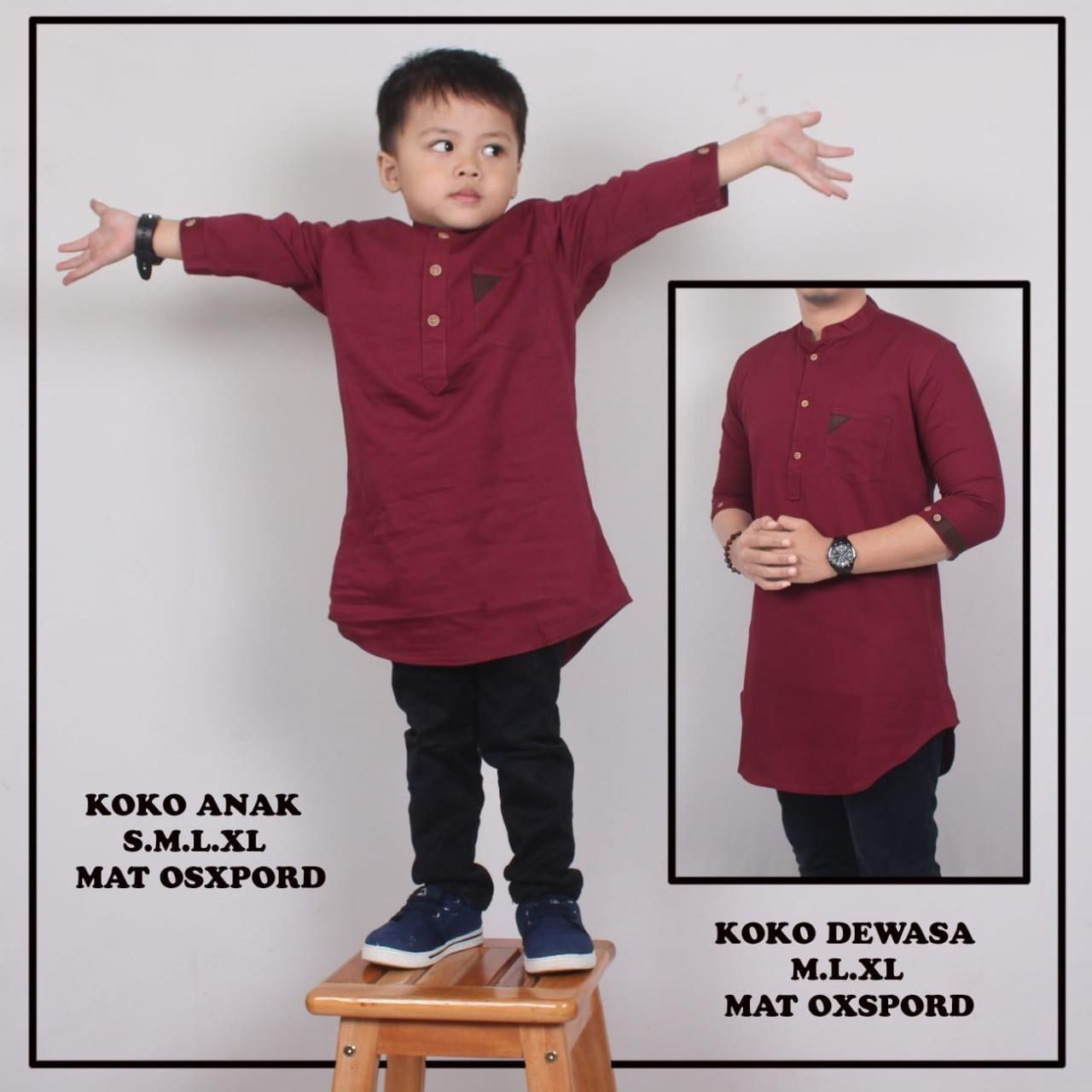 Baju Muslim Anak Laki2 11
