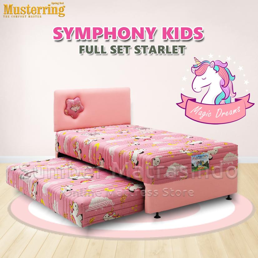 Pink Kamar Mewah Anak Unicorn