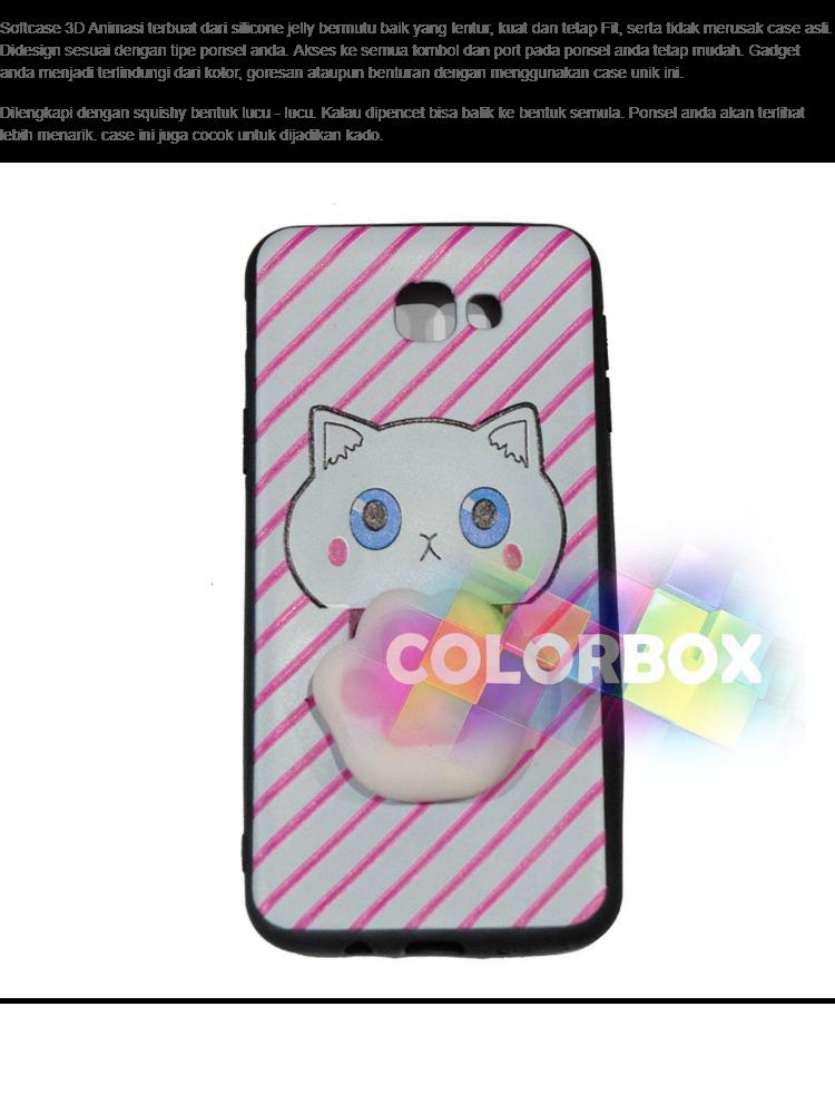 Jual Beli Mr Case Silikon 3d Squishy Samsung Galaxy J5 Prime Case Boneka Timbul Samsung J5