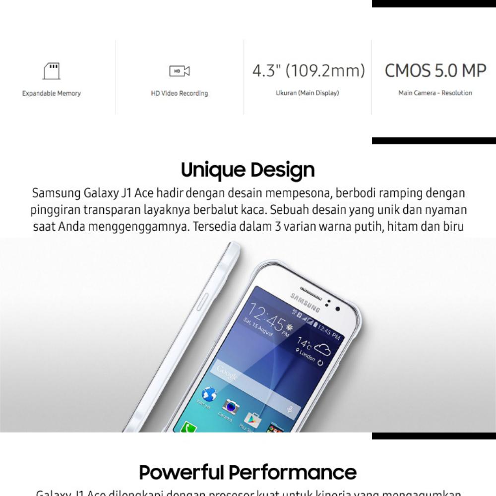 Samsung Galaxy J1 Ace ...