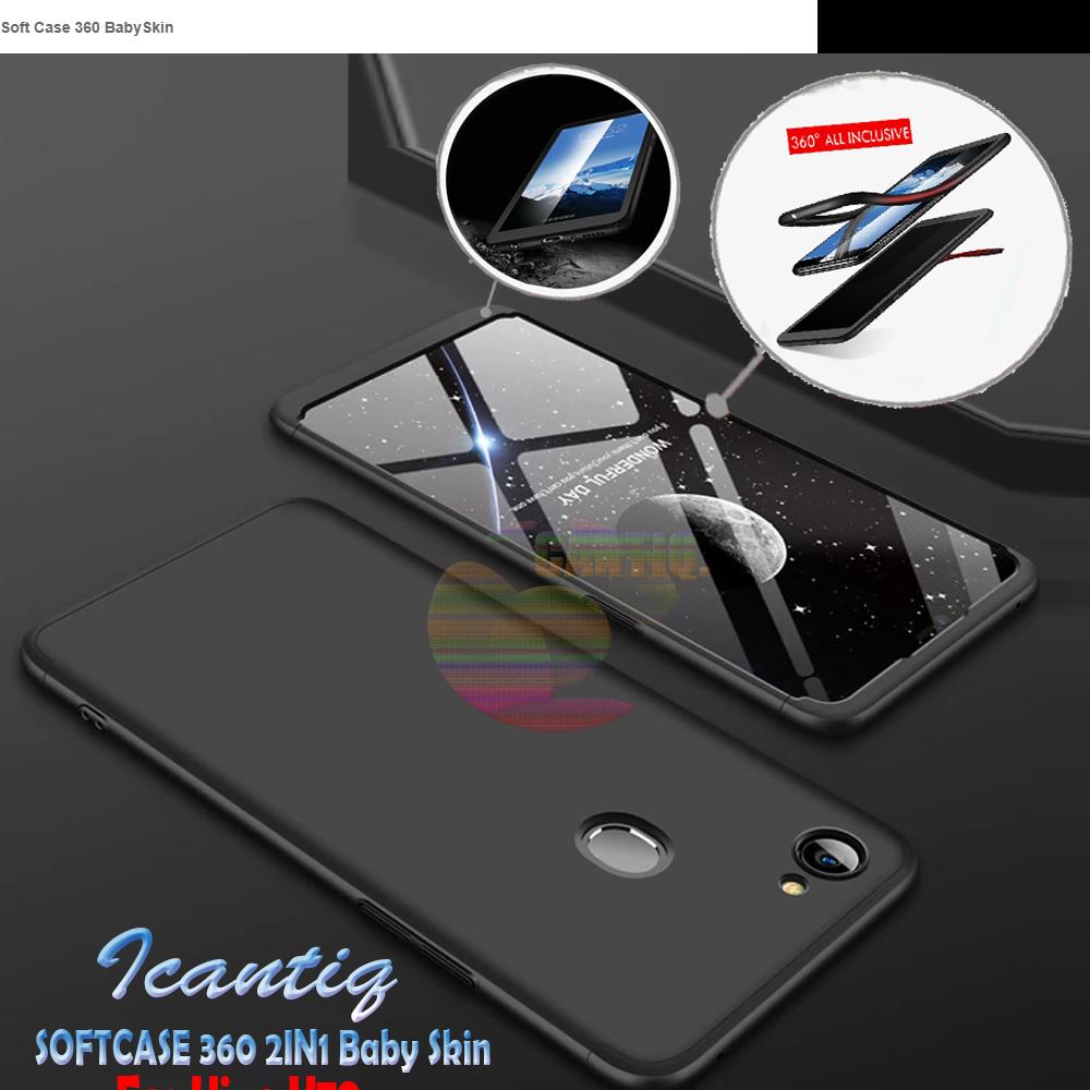 Icantiq Case Vivo Y79 Premium Front Back 360 Degree Full Protection Softcase Vivo Y79 / (. Rp 24.900. Beli Sekarang