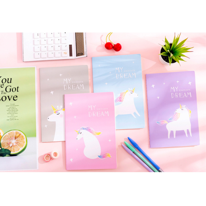 Buku Tulis Unicorn Lucu Membeli Jualan Online Perlengkapan Sekolah Dengan Harga Murah Lazada Indonesia