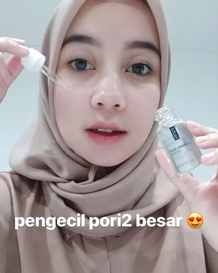Erto S Pore Minimizer Serum Serum Pengecil Pori Pori Original