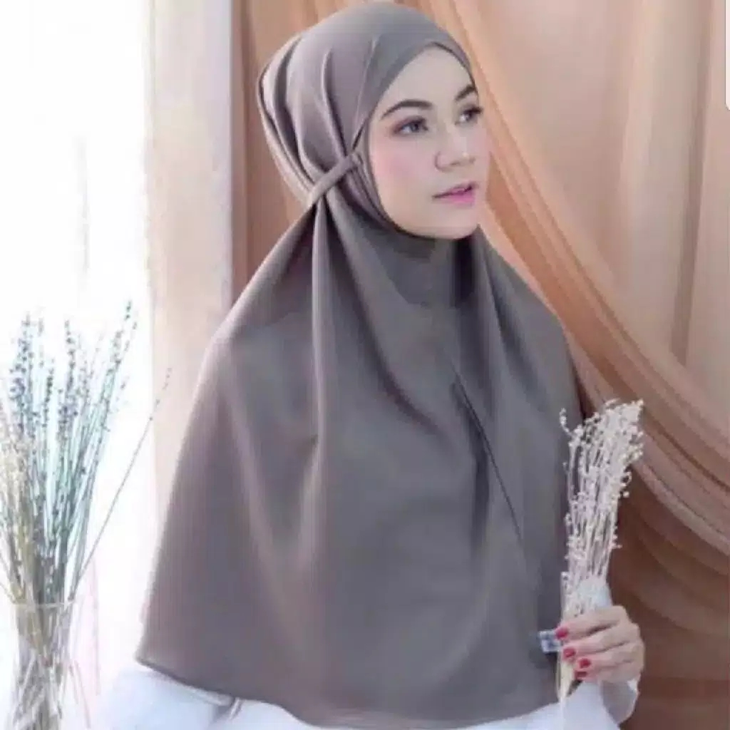 K Fashion Khimar Jilbab Instan Tali Maryam Hijab Instan Tali Syar I Jilbab Tali Diamond Premium Jilbab Instan Tali Terbaru 2019 Hijab Instan Termurah Kerudung Instan Lazada Indonesia