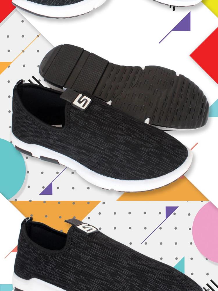 Vivo Fashion Sepatu Casual Pria/Sepatu Slip .