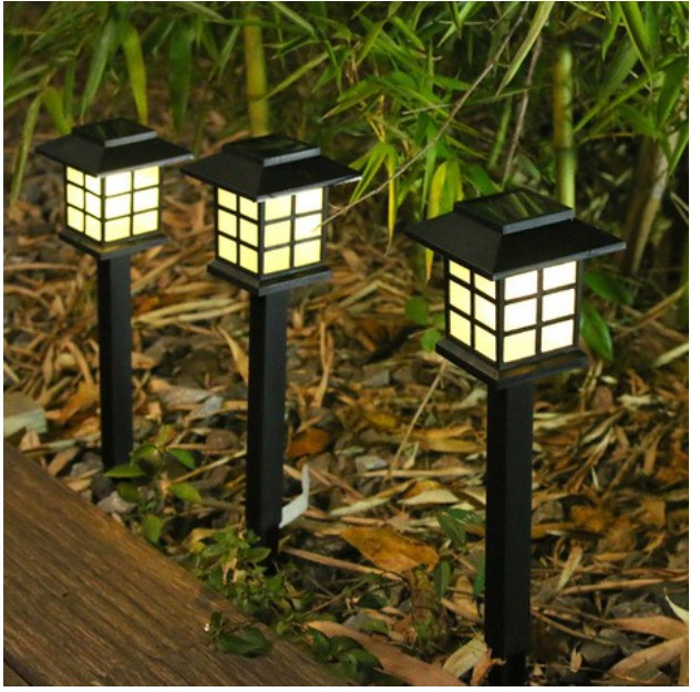 Cod Japan Solar Light Lampu Taman Led Tancap Model Rumah Tenaga Matahari Pandawa Shop Lazada Indonesia
