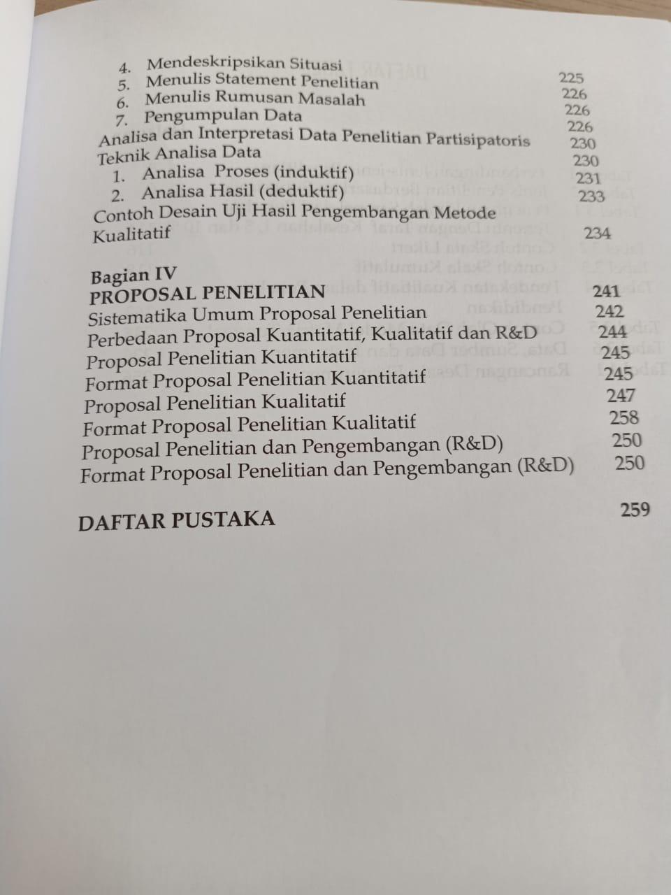 Doc Proposal Penelitian R D Arif Ilmi Academia Edu