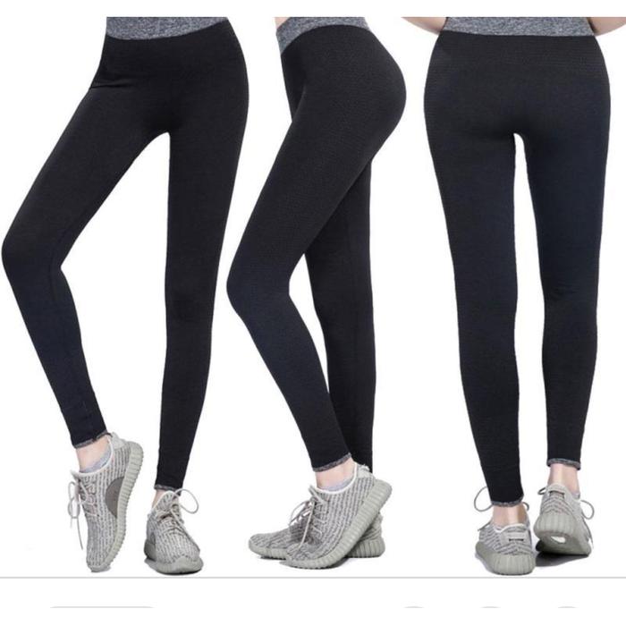 Celana Legging Hitam Polos Wanita Lejing Polos Panjang Hitam Tebal Indah Marcket Store Lazada Indonesia