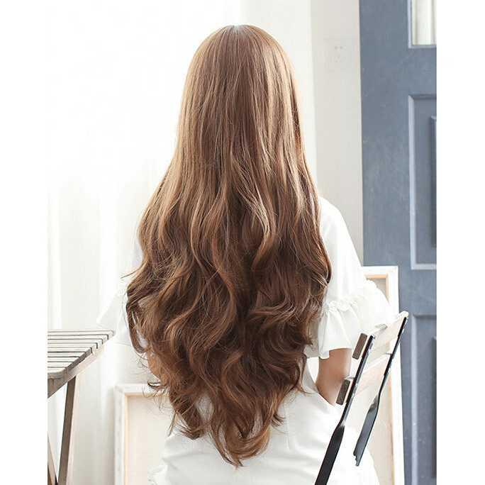 Rambut Pendek Curly Bawah - OTHERs