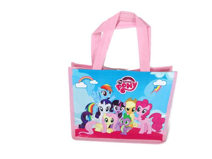 Tas Ultah My Little Pony Pink Tas Ulang Tahun Kuda Poni Little Pony Terlaris Isi 10 Pcs Lazada Indonesia