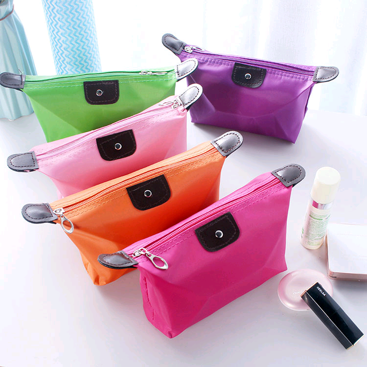 Tas Kosmetik Pouch Dompet Tempat Make Up Cosmetic Mini Bag