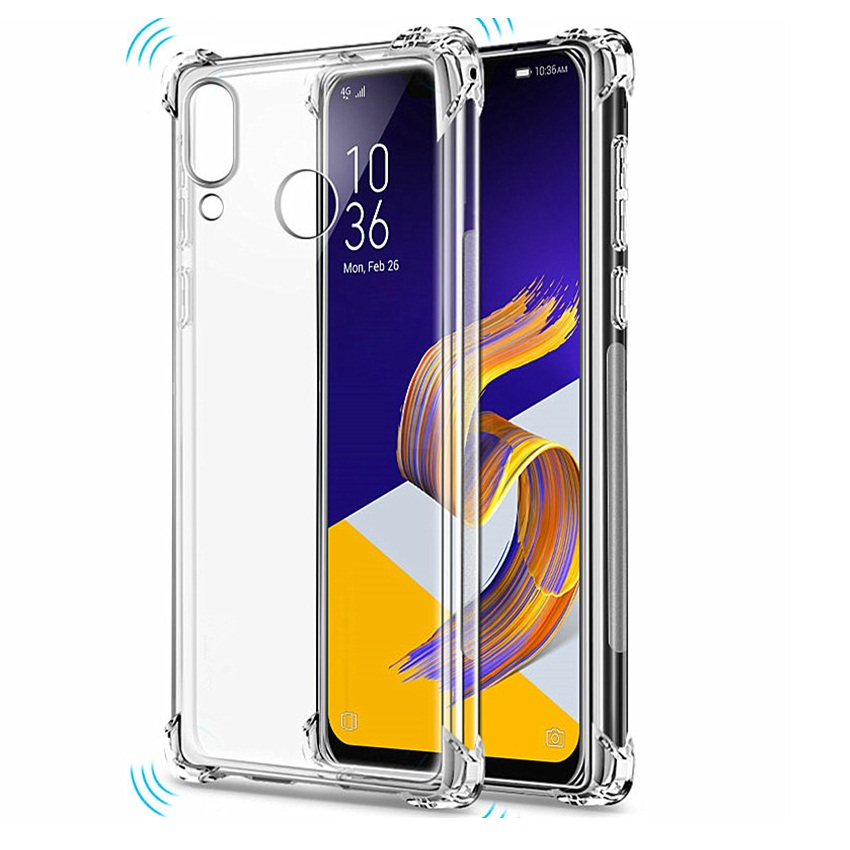Asus Zenfone Max Pro M1 Softcase Anti Crack Acrylic Transparan Lazada Indonesia