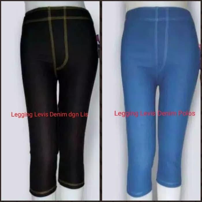 Celana Levis Legging 7 8 Allsize Lazada Indonesia