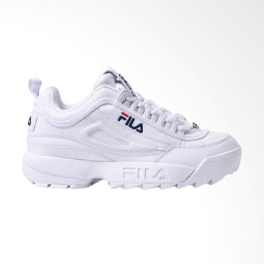 Sepatu fila disruptor 2 Made in Korea best quality@Dika_jayastore
