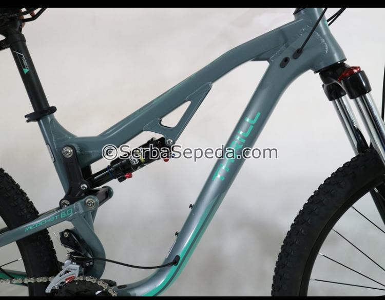 Harga Thrill Sepeda Gunung Mtb Ricochet 60 Ah 275 Rp 7230000