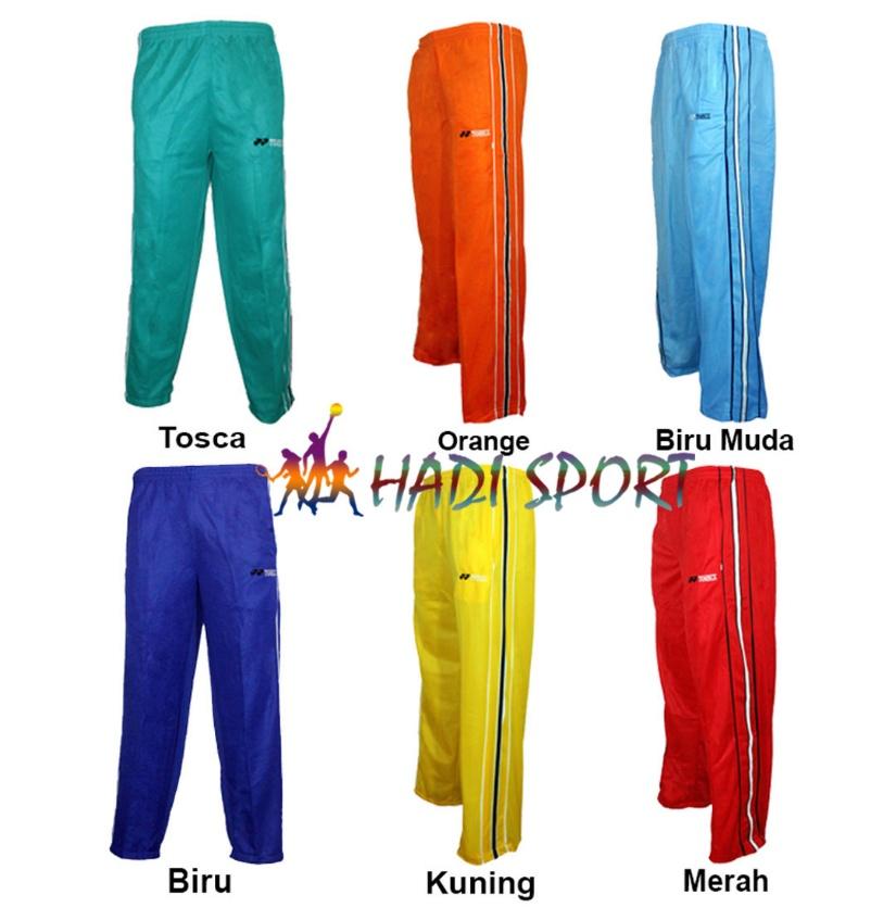 Arsy Sport Celana Training Model Lis 3 - Hitam Toska ... Source · Order