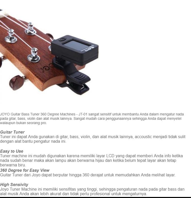 Pemicu Perubahan Cepat Capo Gitar Penjepit Kunci. Source · Order via Lazada .