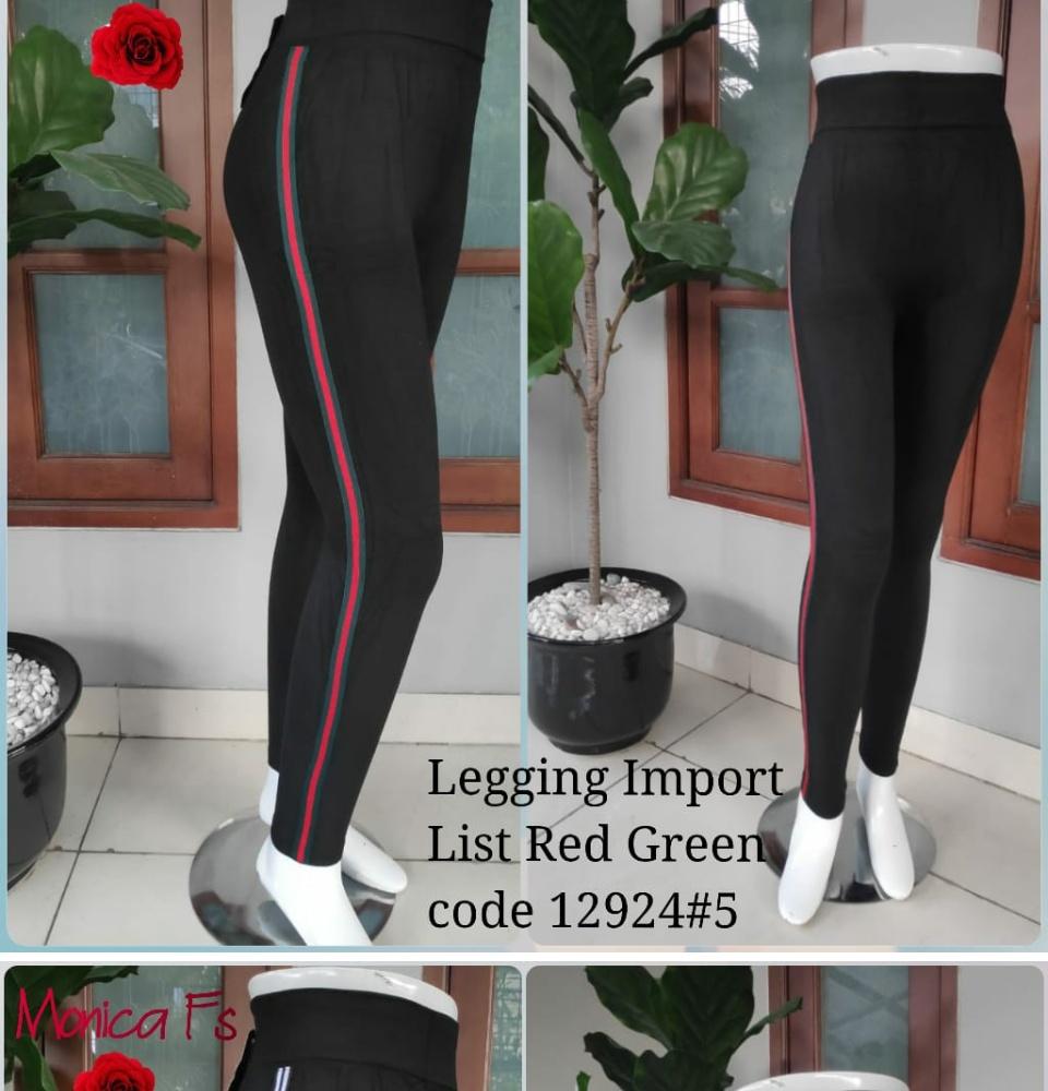 Sy Cod Gratis Ongkir Legging List Pm Legging Leging Wanita Import Lejing Wanita Import Celana Leging Wanita Celana Import Wanita Celana Legging