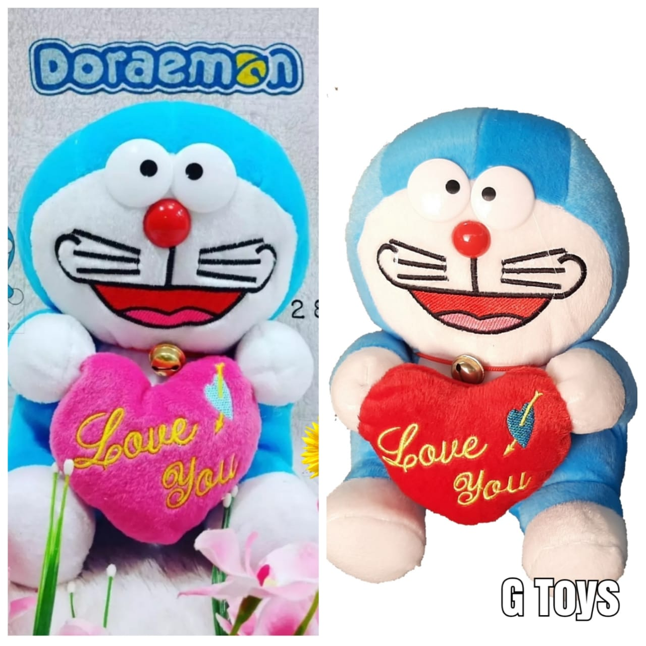 Boneka DORAEMON M Lucu Dan Imut