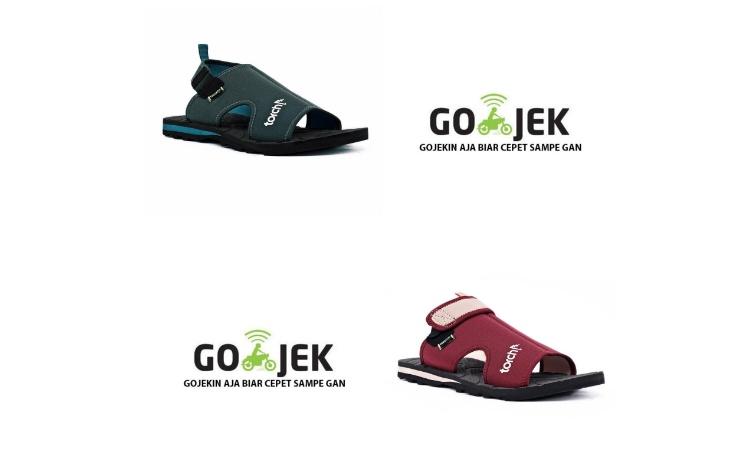 Jual Beli Sandal Sepatu Wanita Original Torch Arrafa Haji Umroh Umrah Travel Gunung Harga Rp 202.000