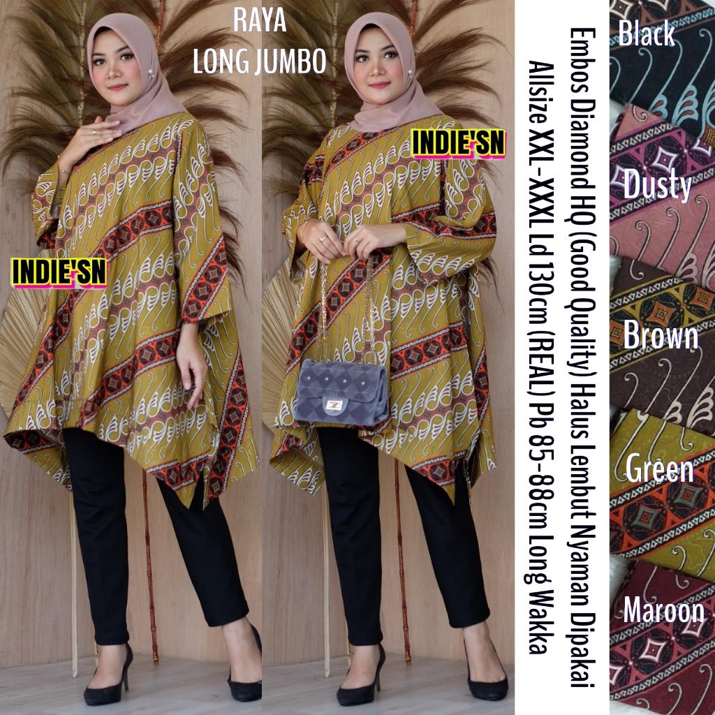 Raya Long Jumbo Tunik Embos Diamond Hq Baju Trend 2019 Wanita Gamis Syari Remaja Model Jilbab Syari Terbaru 2019 Model Baju Gamis Terbaru 2019 Wanita Baju Casual Wanita Berhijab Model Baju Wanita