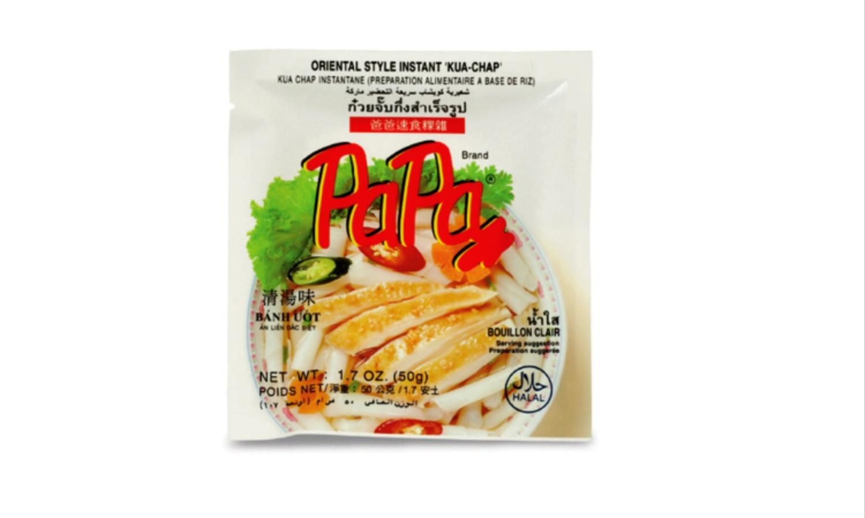 Bahan Mentah Makanan Import Thailand Papa Kua Chap Clear Soup