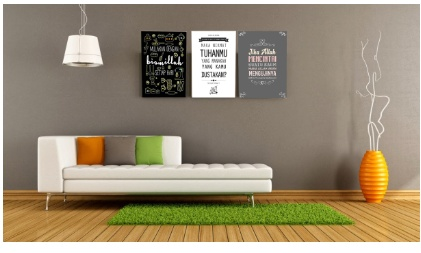 zhanzie Kode VSQ-26/cafe vintage/coffee cafe / hiasan dinding / poster