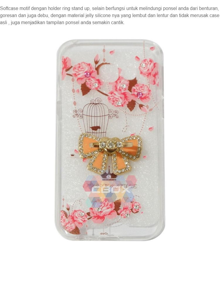 ... Prime Softshell Source · Softshell Source Phone Holder Ring Mutiara Jelly Silicone Casing Samsung A3 2017 Source Order via Lazada