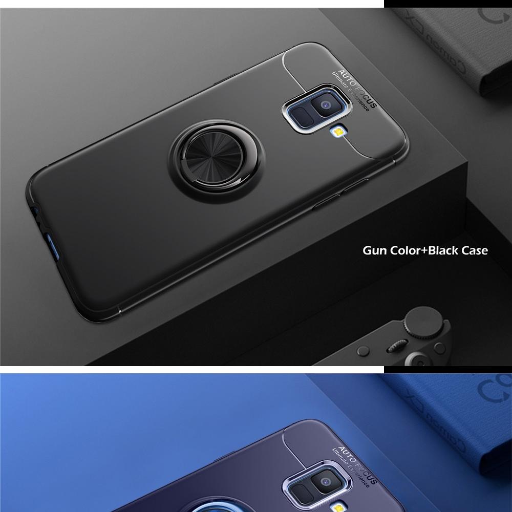 CASING ULTIMATE RING KICKSTAND HYBRID PREMIUM QUALITY GRADE A. Ambigo Case Samsung .