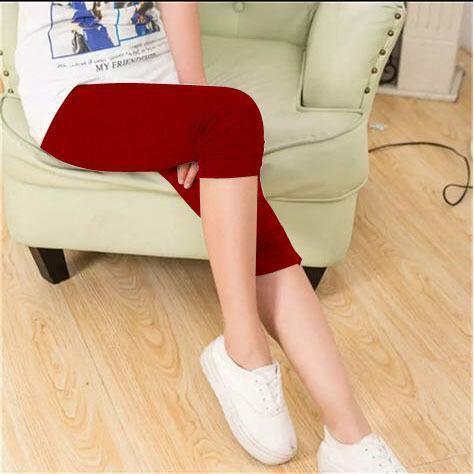 Gyla Ln02 Size M Legging Wanita 3 4 Celana Wanita 3 4 Lazada Indonesia