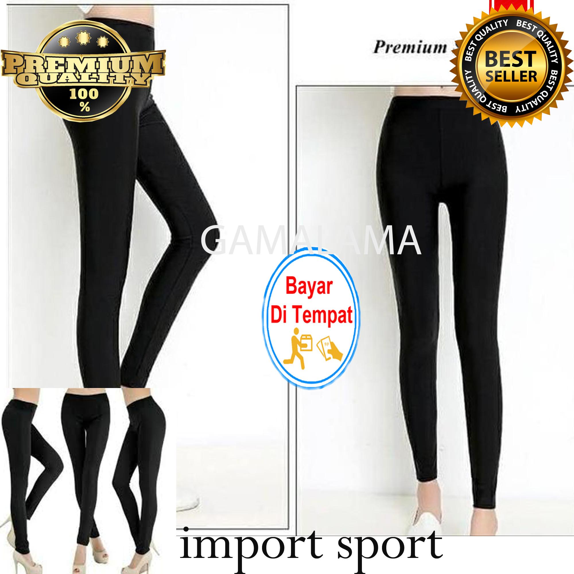 Celana Legging Laging Wanita Celana Laging Wanita Polos Terbaru Standar Jumbo Legging Leging Harga Grosir Lazada Indonesia