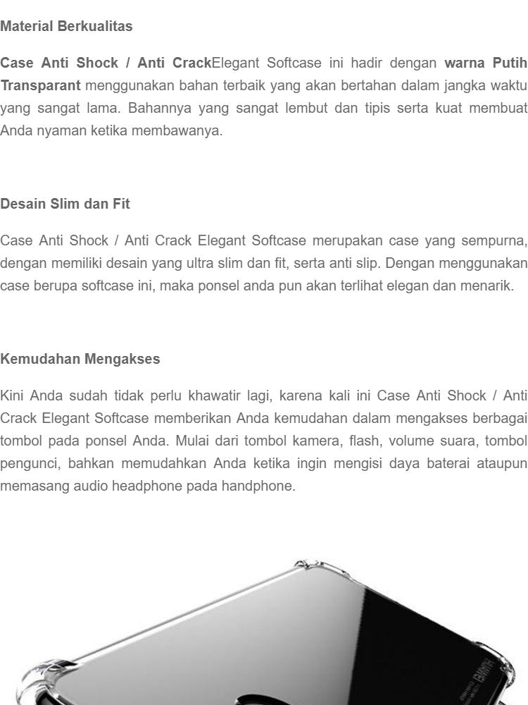 Rainbow Soft Case Anti Crack Untuk Huawei Nova 3i Anticrack Huawei Nova 3i Anti Shock Huawei