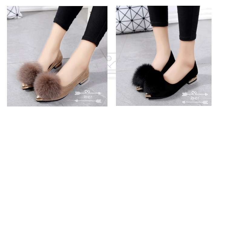 Rafishashoes-Flat Shoes Prilly Suede-[Black]. Source. ' Reviews