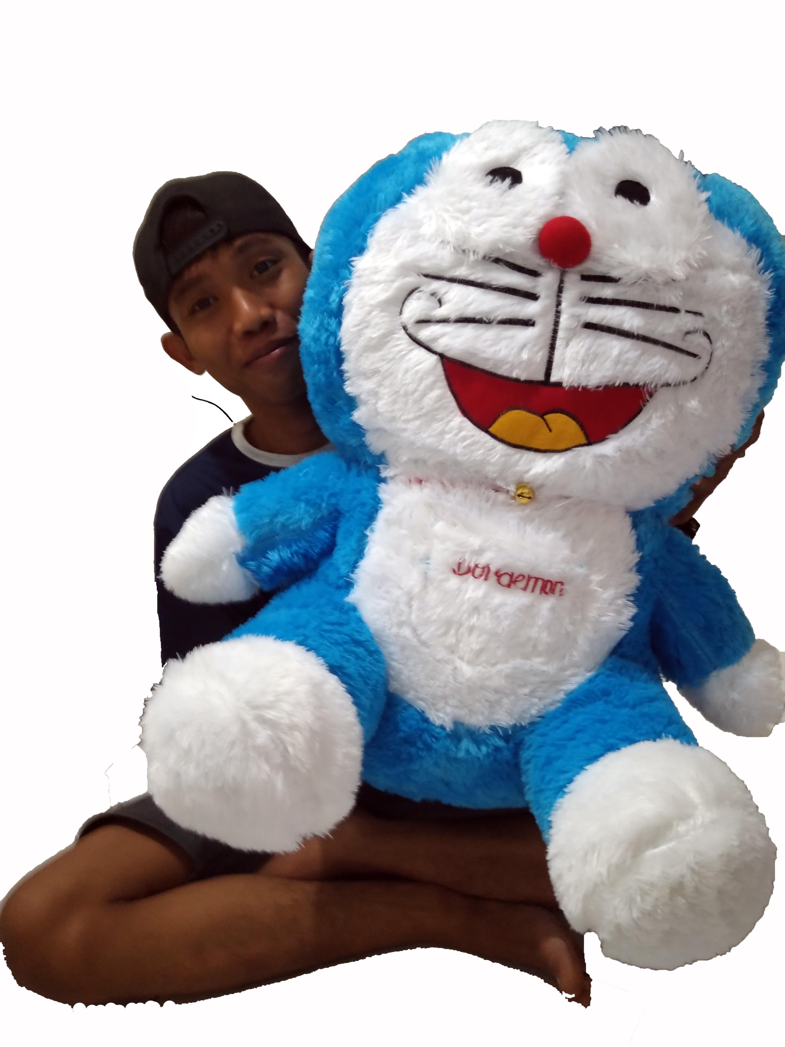 Download 74 Gambar Boneka Doraemon Hitam Putih Paling Keren