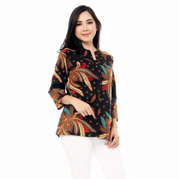 6 Model Baju Batik Modern 2020 - BATIK INDONESIA
