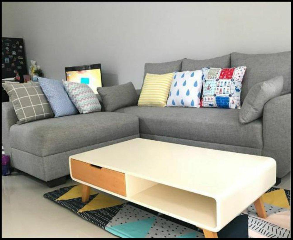 ancollections sarung bantal sofa set kombinasi 1 set 5 pcs size 40 x 40 cm i