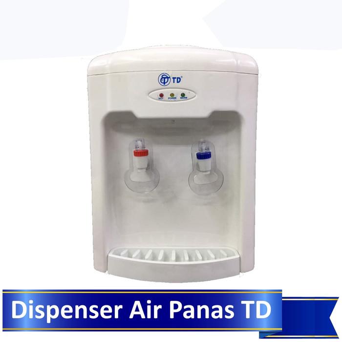 Bisa Cod Dispenser Td Murah Dispenser Air Panas Normal Lazada Indonesia