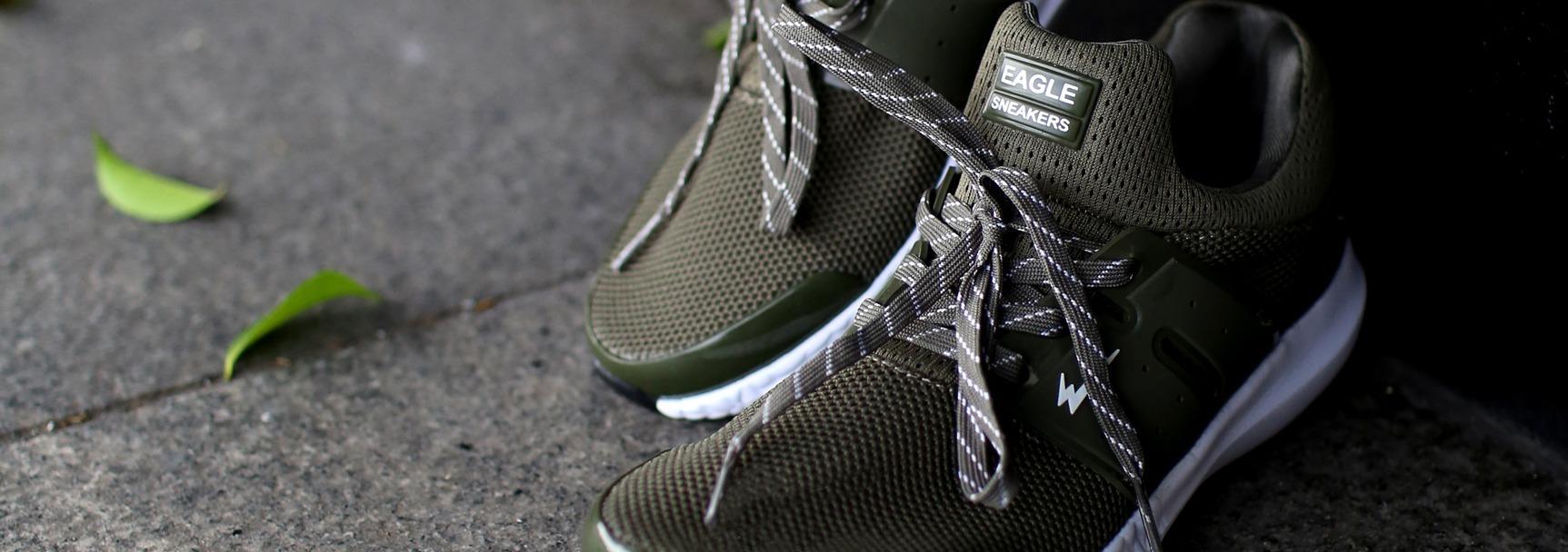 Jual Sepatu Eagle Terbaru Spider Jogging Lari Pria