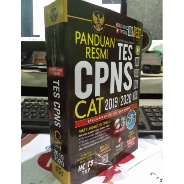 Buku Soal Cpns 2020 - Informasi CPNS/ASN IndonesiaInfo ...