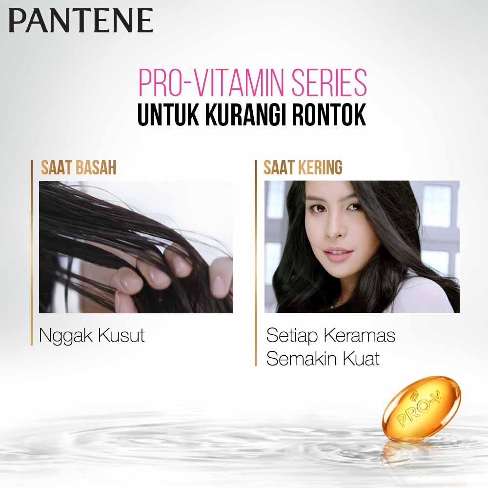 Pantene Shampoo Hair Fall Control 480ml Paket Isi 2 Lazada Indonesia Pro V Karena Ini Diperkaya Dengan Bahan Aktif Yang Membuat Rambut Anda Tidak Rontok Tetapi Juga Menjadi Lebih Halus Dan Lembut Serta Akan